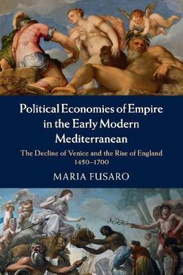 Political Economies of Empire in the Early Modern Mediterran (BOK)