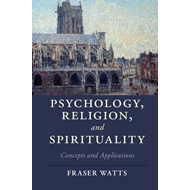 Psychology, Religion, and Spirituality (BOK)