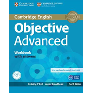 Objective Advanced Workbook with Answers with Audio CD (BOK)