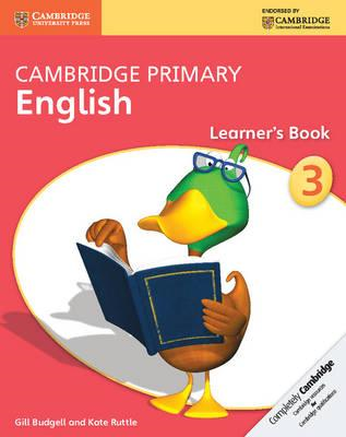 Cambridge Primary English Stage 3 Learner's Book (BOK)