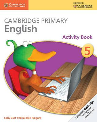 Cambridge Primary English Stage 5 Activity Book (BOK)