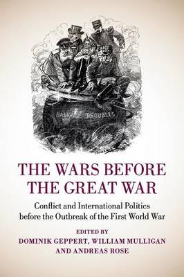 Wars before the Great War (BOK)