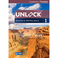 Unlock Level 1 Reading and Writing Skills Presentation Plus (BOK)