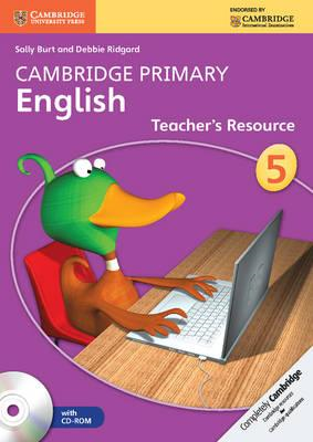 Cambridge Primary English Stage 5 Teacher's Resourse Book wi (BOK)