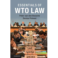 Essentials of WTO Law (BOK)