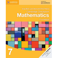 Cambridge Checkpoint Mathematics Coursebook 7 (BOK)