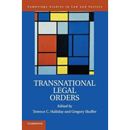 Transnational Legal Orders (BOK)