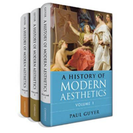 History of Modern Aesthetics 3 Volume Set (BOK)