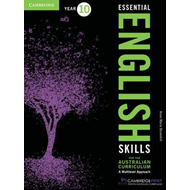 Essential English Skills for the Australian Curriculum Year (BOK)