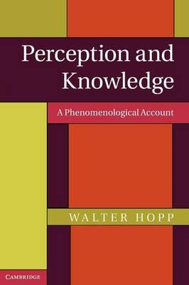 Perception and Knowledge (BOK)