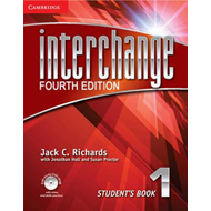 Interchange Level 1 Student's Book with Self-Study DVD-ROM (BOK)
