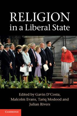Religion in a Liberal State (BOK)