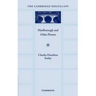 Marlborough and Other Poems (BOK)