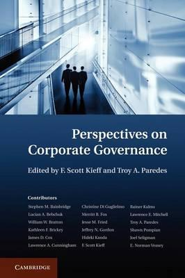 Perspectives on Corporate Governance (BOK)