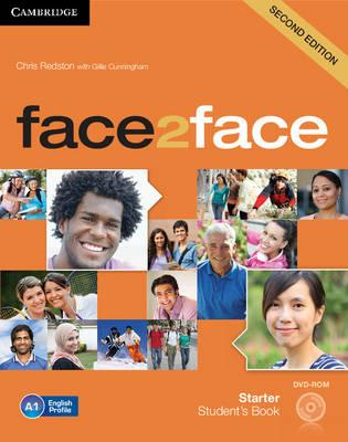 Face2face Starter Student's Book with DVD-ROM (BOK)