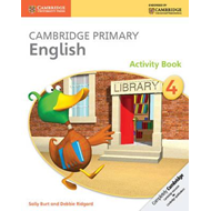 Cambridge Primary English Stage 4 Activity Book (BOK)
