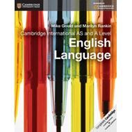 Cambridge International AS and A Level English Language Cour (BOK)