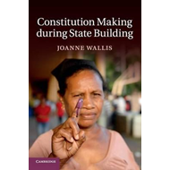 Constitution Making during State Building (BOK)