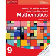 Cambridge Checkpoint Mathematics Coursebook 9 (BOK)
