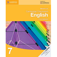 Cambridge Checkpoint English Coursebook 7 (BOK)