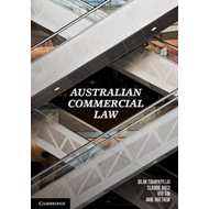 Australian Commercial Law (BOK)
