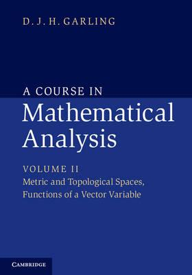 Course in Mathematical Analysis (BOK)