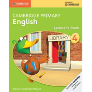 Cambridge Primary English Stage 4 Learner's Book (BOK)