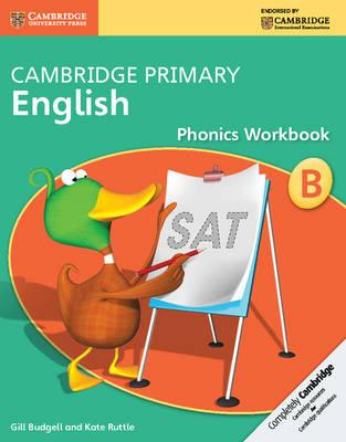 Cambridge Primary English Phonics Workbook B (BOK)