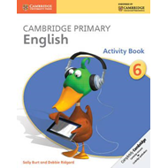Cambridge Primary English Stage 6 Activity Book (BOK)