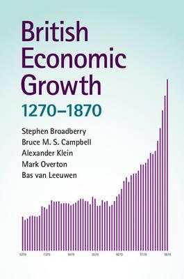 British Economic Growth, 1270-1870 (BOK)