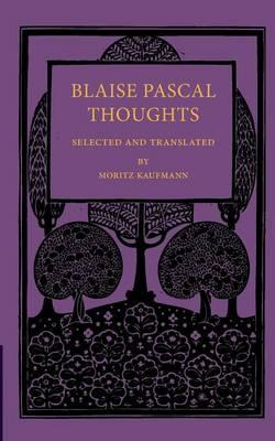 Blaise Pascal Thoughts (BOK)