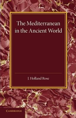 Mediterranean in the Ancient World (BOK)