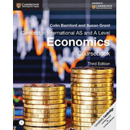 Cambridge International AS and A Level Economics Coursebook (BOK)