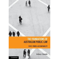 Foundations of Australian Public Law (BOK)