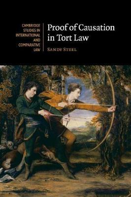 Proof of Causation in Tort Law (BOK)