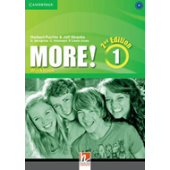 More! Level 1 Workbook (BOK)