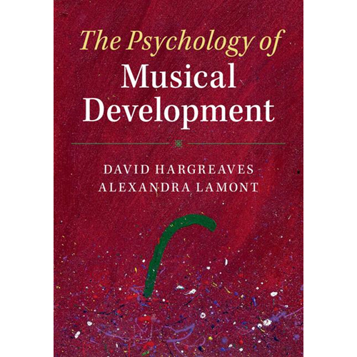 Psychology of Musical Development (BOK)