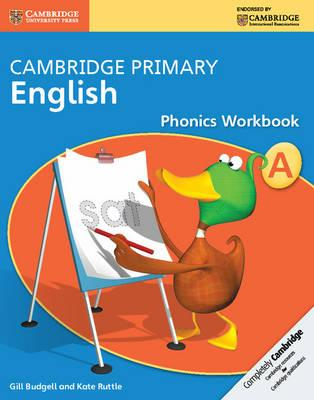 Cambridge Primary English Phonics Workbook A (BOK)