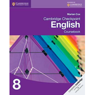 Cambridge Checkpoint English Coursebook 8 (BOK)
