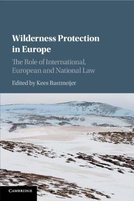 Wilderness Protection in Europe (BOK)