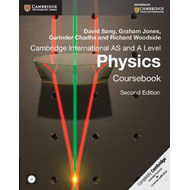 Produktbilde for Cambridge International AS and A Level Physics Coursebook with CD-ROM (BOK)