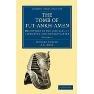The Tomb of Tut-Ankh-Amen 3 Volume Set The Tomb of Tut-Ankh- (BOK)