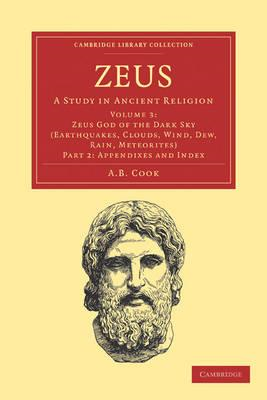 Zeus: A Study in Ancient Religion (BOK)