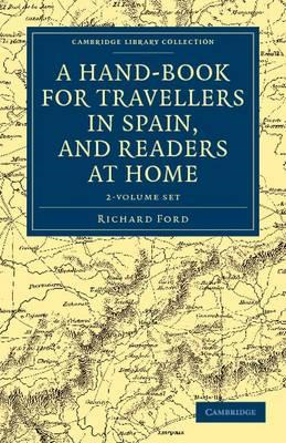 Hand-Book for Travellers in Spain, and Readers at Home 2 Vol (BOK)