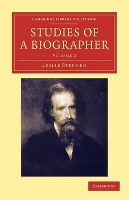 Studies of a Biographer (BOK)