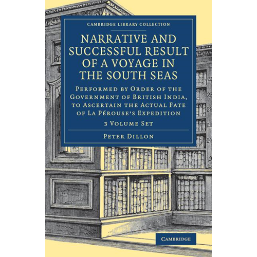 Narrative and Successful Result of a Voyage in the South Sea (BOK)