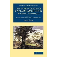 Three Voyages of Captain James Cook round the World (BOK)