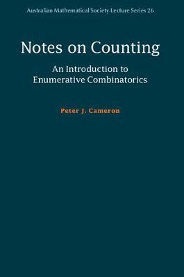 Notes on Counting: An Introduction to Enumerative Combinator (BOK)