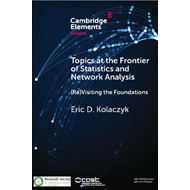 Topics at the Frontier of Statistics and Network Analysis (BOK)
