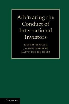 Arbitrating the Conduct of International Investors (BOK)